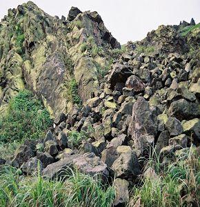 茶壺山旁角礫岩