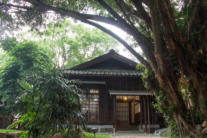 多田榮吉故居於民國94年指定為為新北市市定古蹟