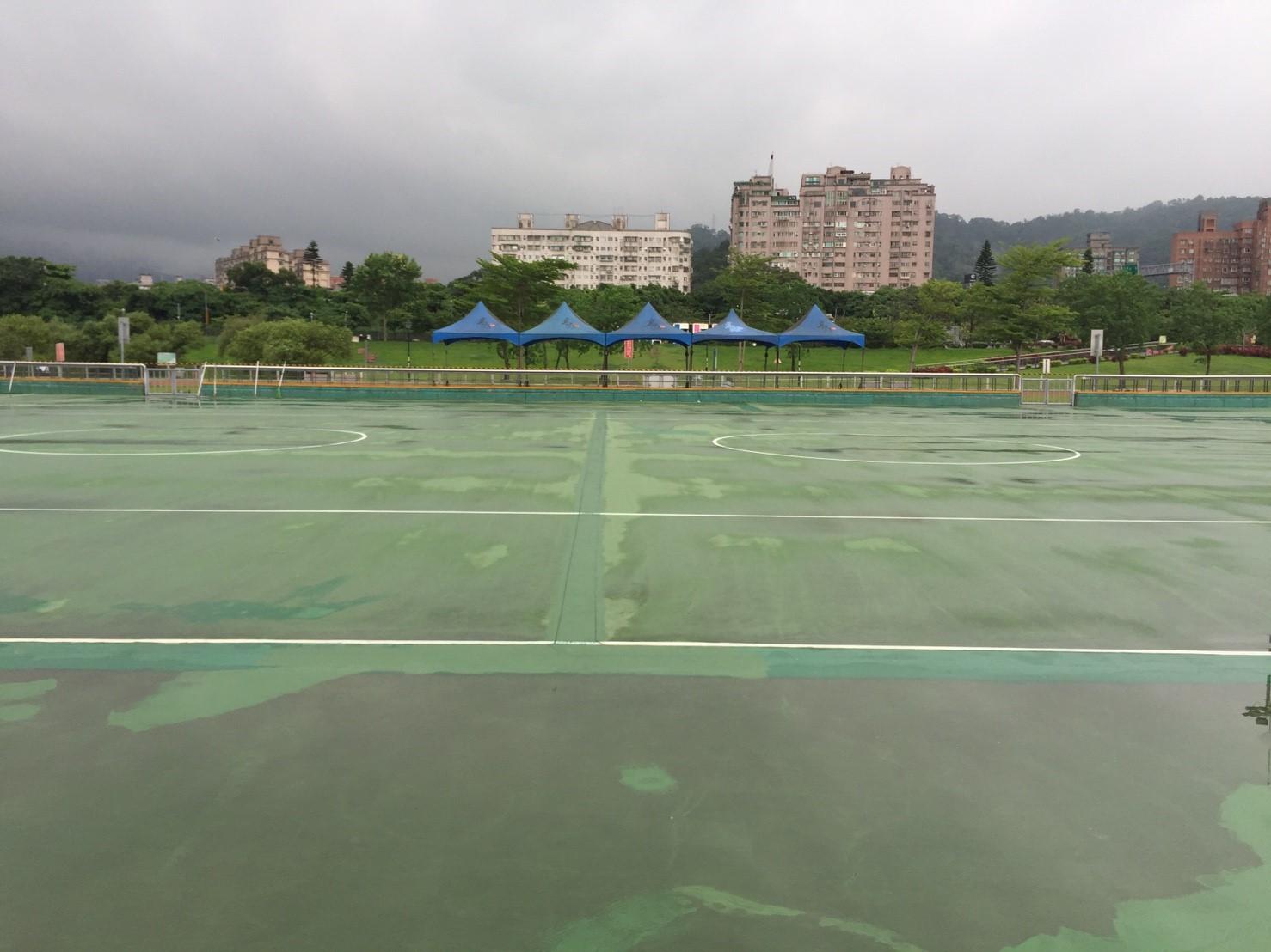 直排輪練習場