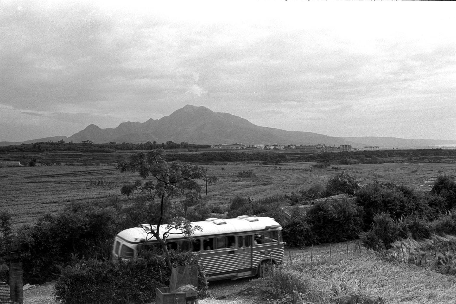 觀音山與公路局 1970.6
