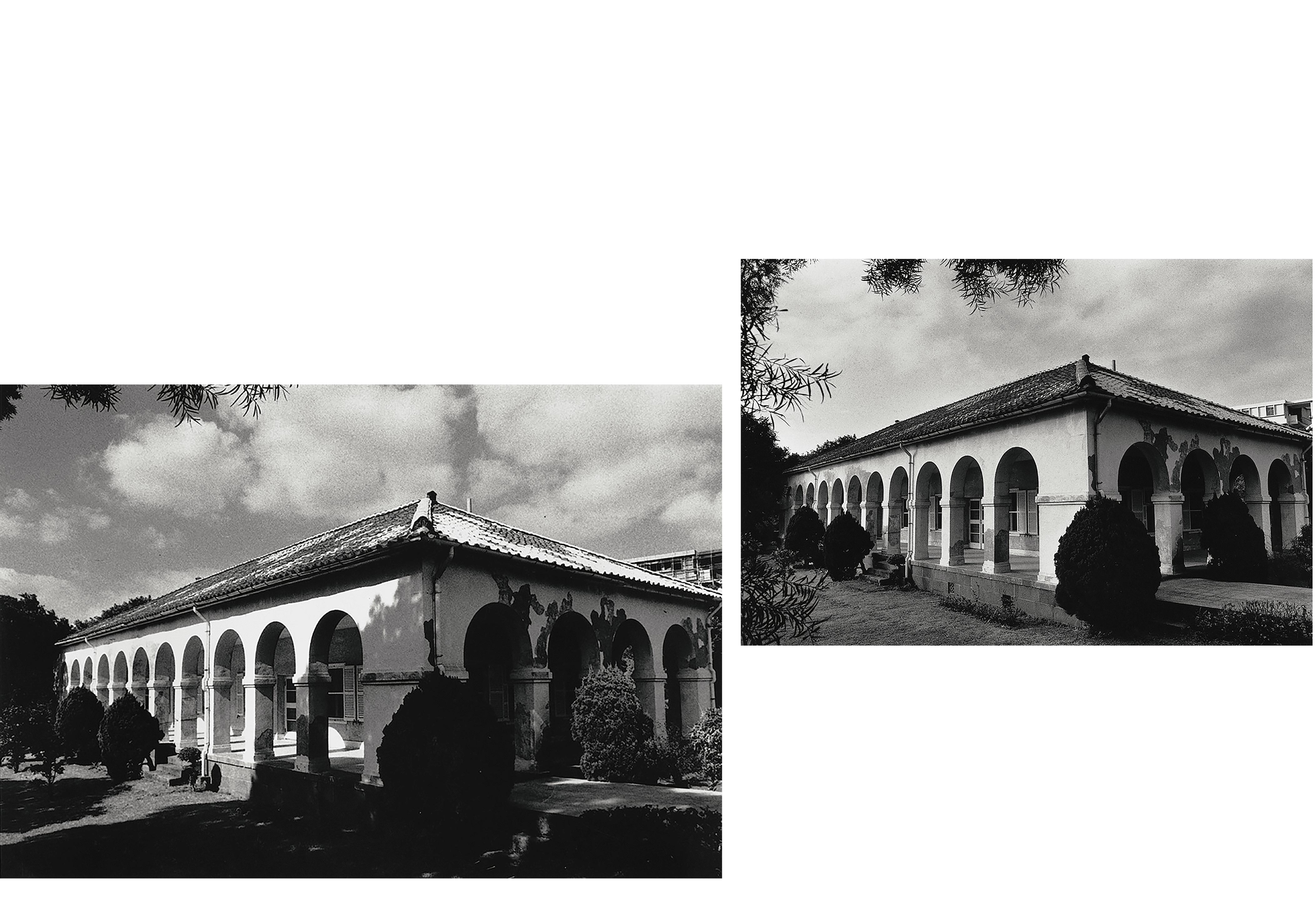 1984年新北市市定古蹟-前清淡水關稅務司官邸(小白宮)