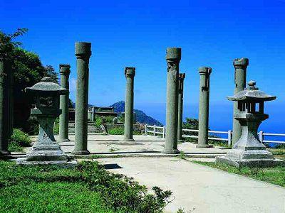 金瓜石神社遺址