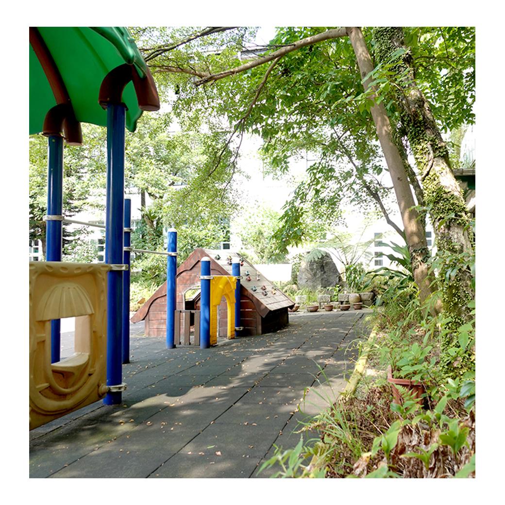 瓜山國小校園