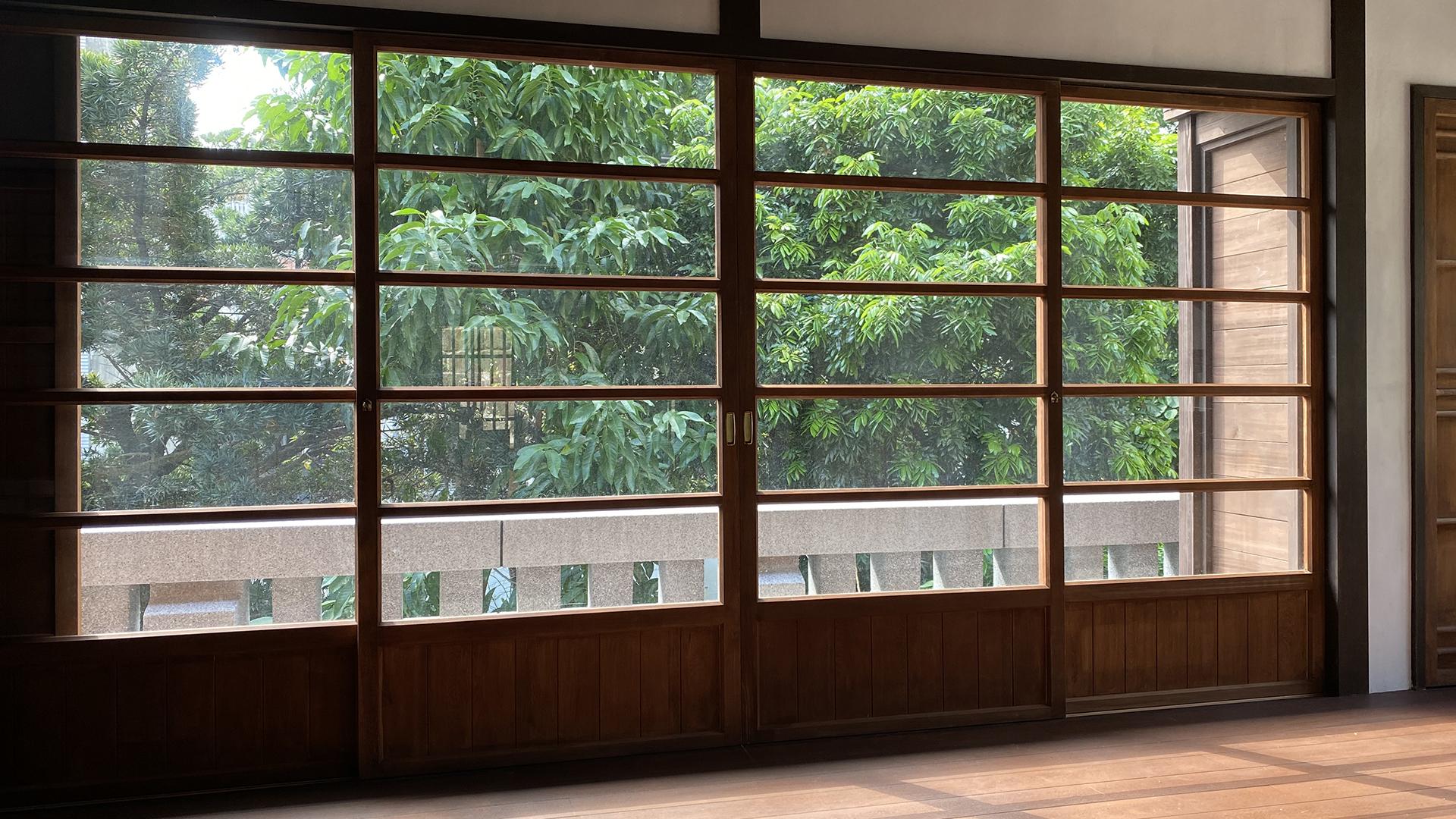 淡水日本警官宿舍