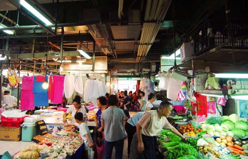 新北市政府市場處---→找市場