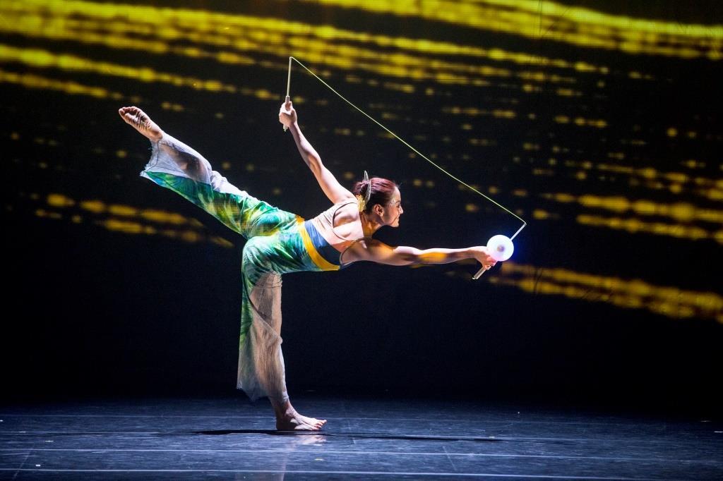 台版太陽劇團「舞鈴劇場」 扯出你的想像力