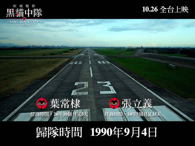 最難駕馭的偵察機,最神祕的飛行任務,10/26起讓《疾風魅影-黑貓中隊》告訴你