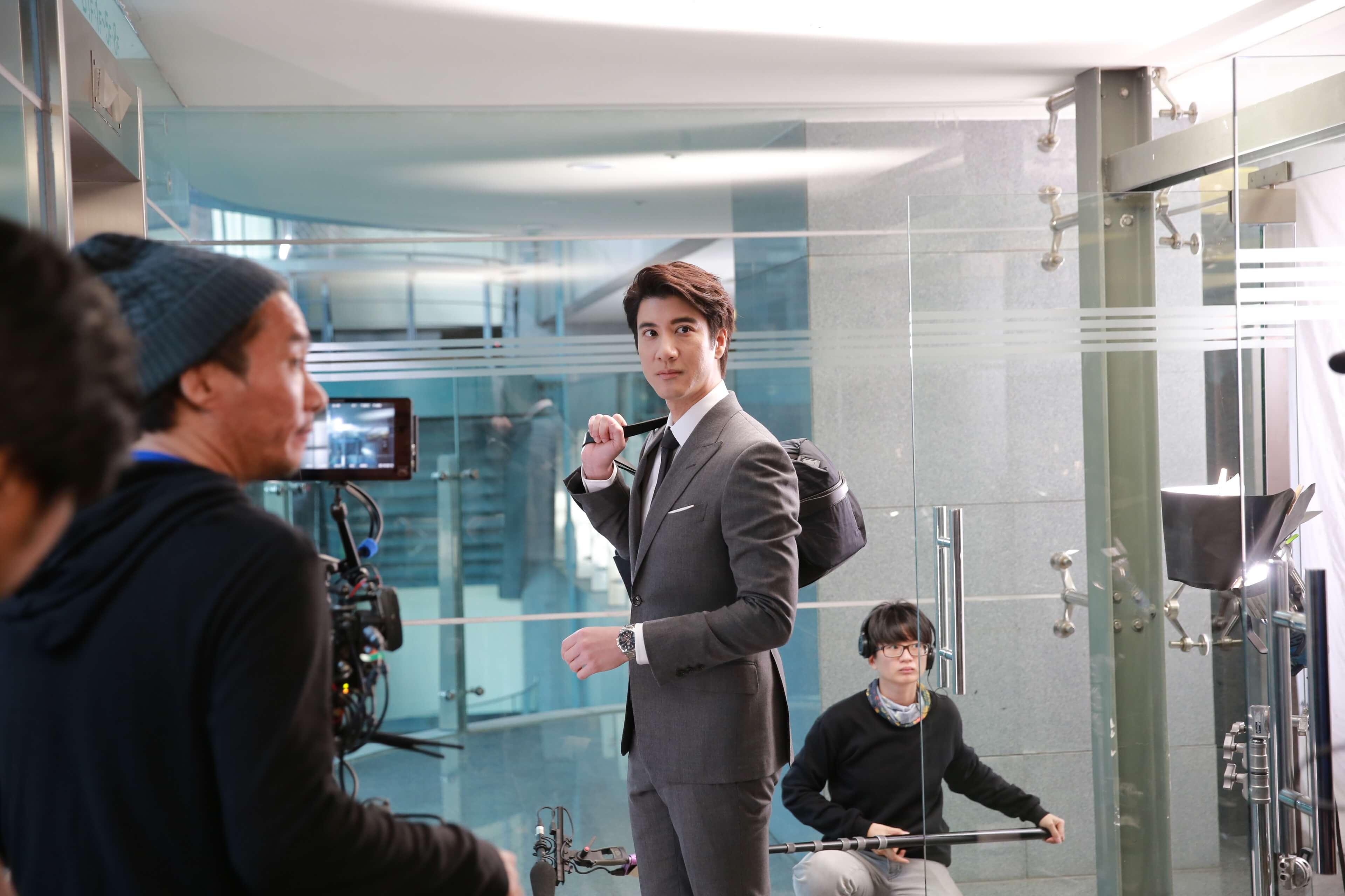 2018 SEIKO Premier  王力宏 -成功由你決定