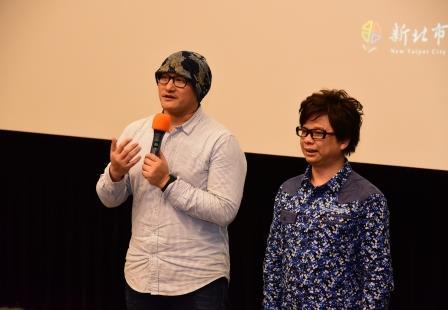 視障歌手王俊傑用聲音擁抱世界 紀錄片《耳朵帶我去旅行》府中15全國首映