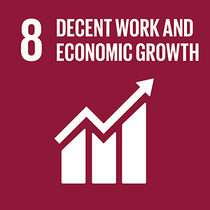 促進包容且永續的經濟成長,達到全面且有生產力的就業, 讓每一個人都有一份好工作