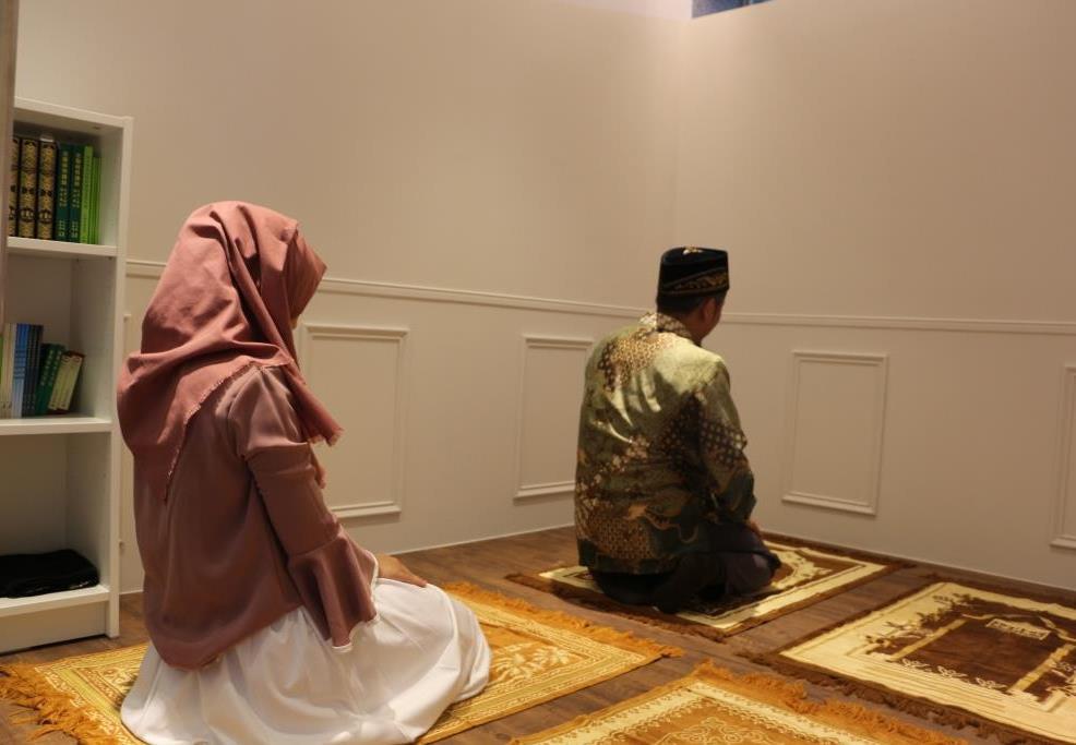 走訪清真寺、吃開齋飯另類走讀,帶你認識齋戒月!