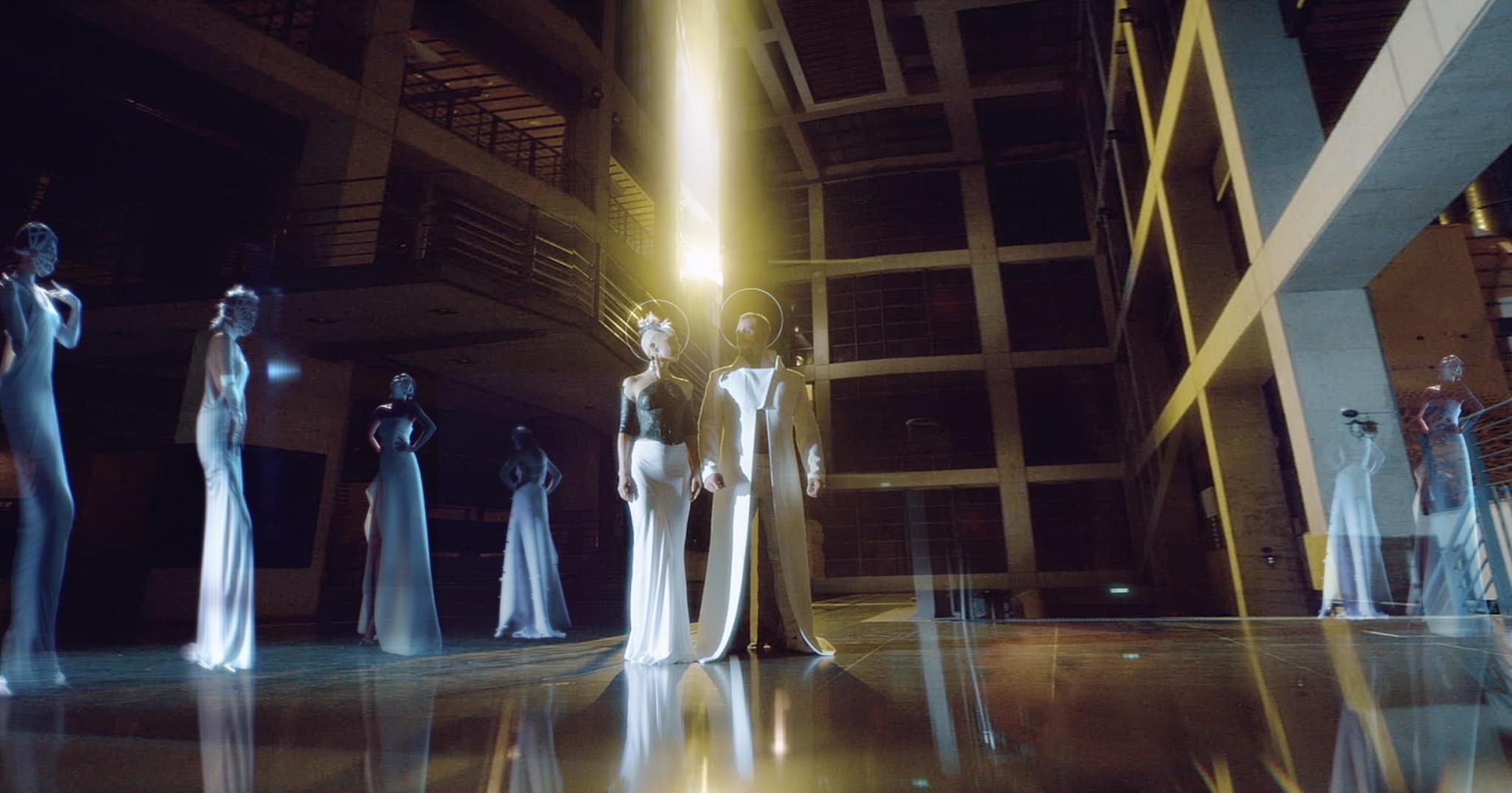 新北協拍國際時尚短片《Inhuman Love》入圍美國布魯克林電影節