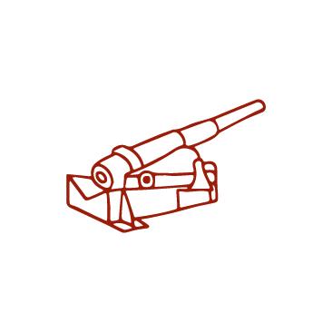 白砲台遺址(附阻絕線)