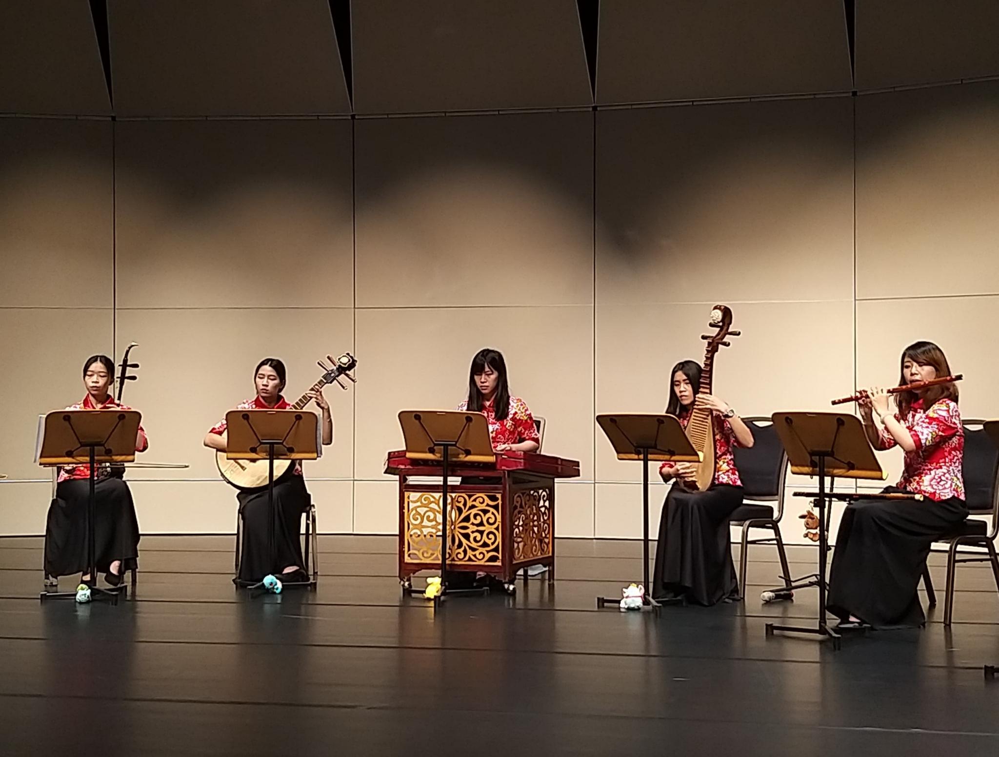 台北絲竹樂團