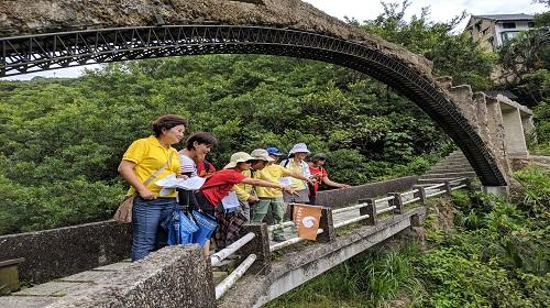 出發吧!黃博館「礦山文化行旅」打包金瓜石美好記憶