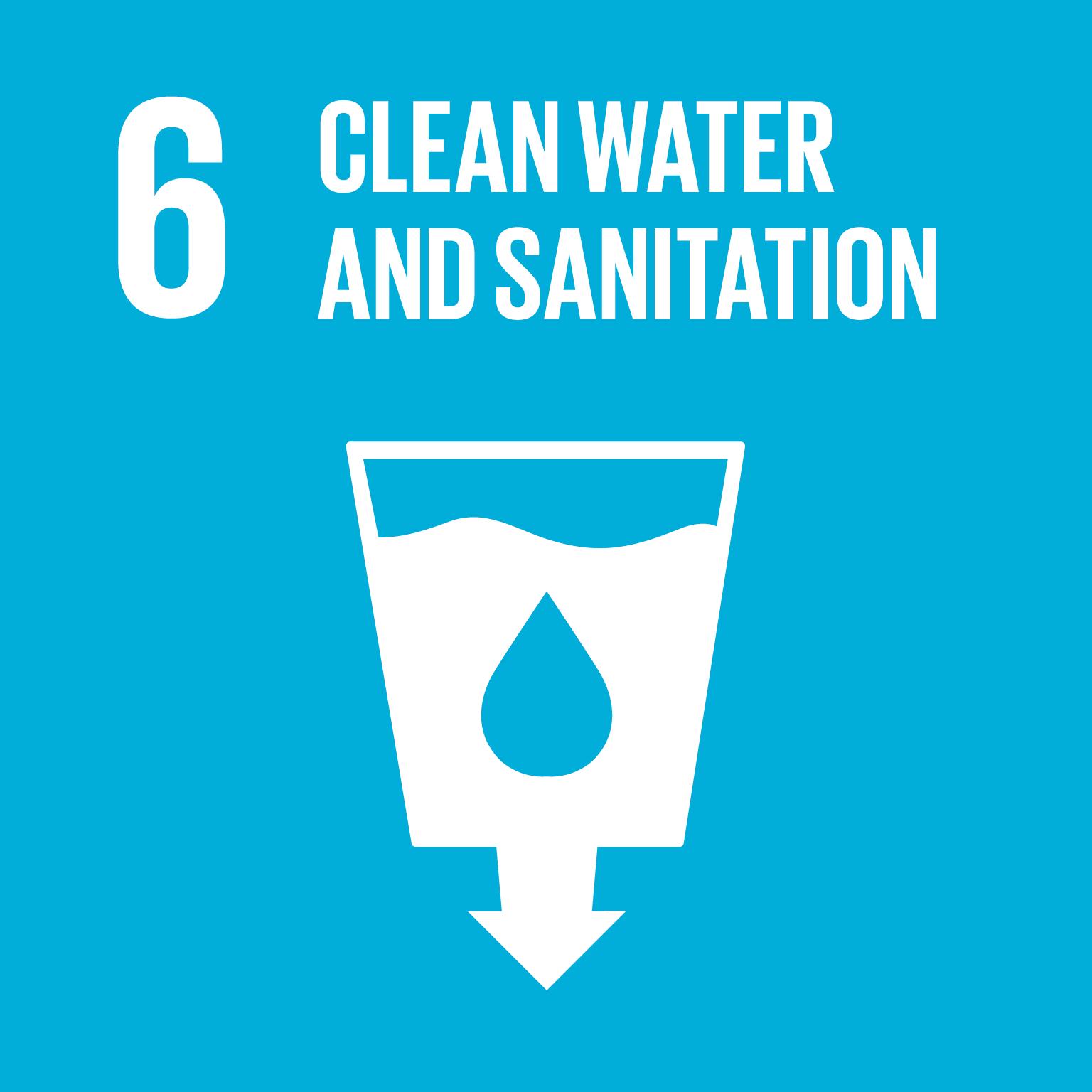 確保所有人都能享有水及衛生及其永續管理