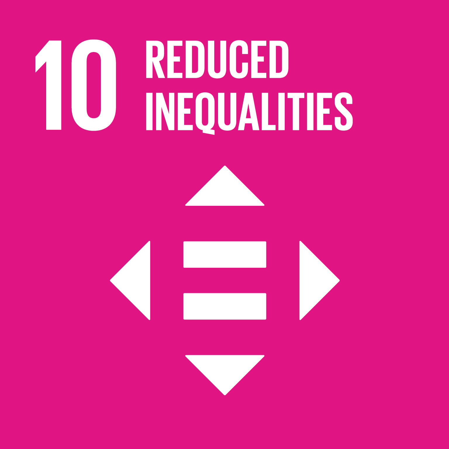 減少國內及國家間不平等
