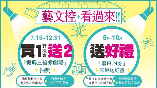 「振興三倍愛劇場」8月份幸運得主出爐